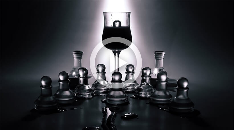 Strategy of chess in website design wins the game