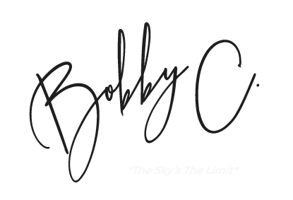 Bobby C signature for Incloud Design